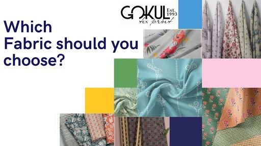 Which Fabric should you choose?