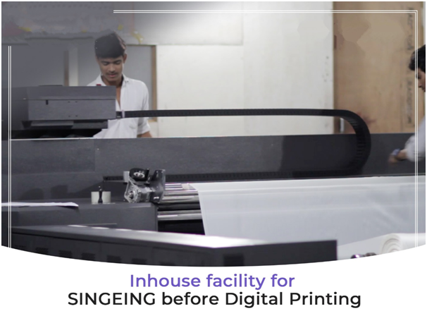Gokul Texprints : The leading light of Digital Printing in India