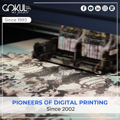What is digital textile printing and its advantages?